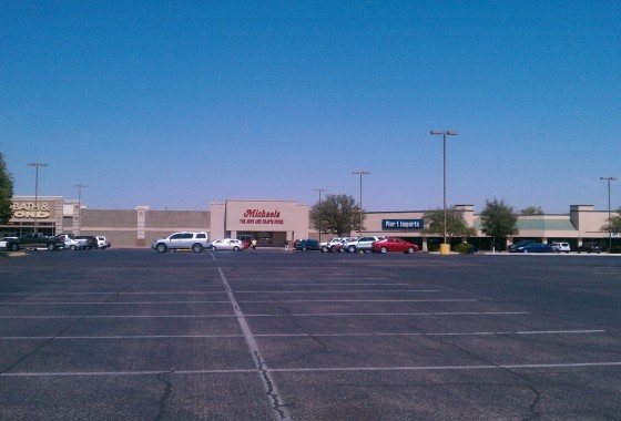 MIDLAND PLAZA SHOPPING CENTER – TEXAS