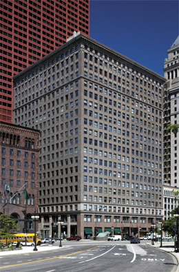 THE MCCORMICK BUILDING – ILLINOIS