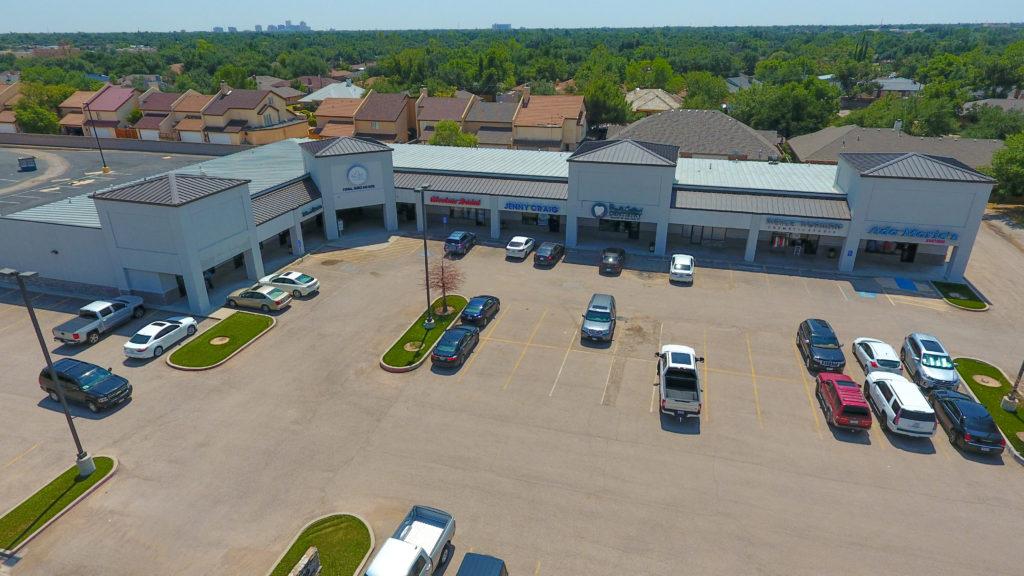 Midland Plaza Shopping Center Texas Retail