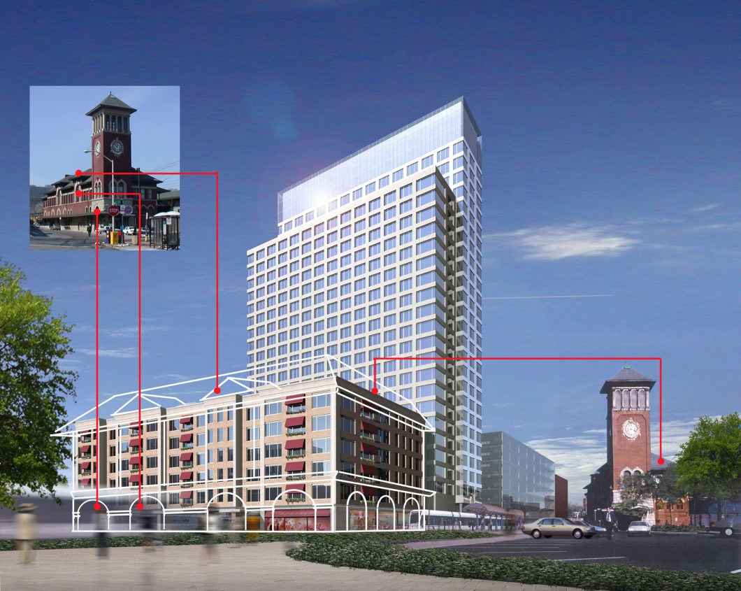 The Westinghouse Building New Jersey Development