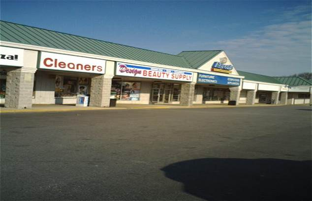 Ritchie Highway Shopping Center Maryland Retail